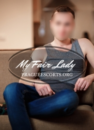 Stephan - Passive Gay for escort in Prague