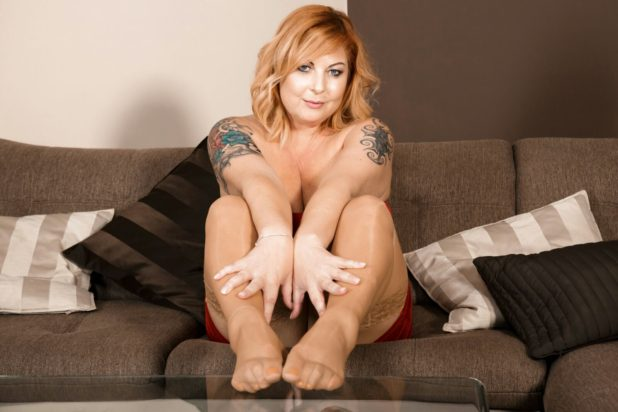 Czech Magda - My Fair Lady Extremely open-minded Milf Lady with ...