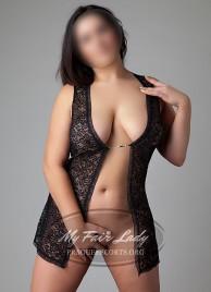 Yana - Charming Busty Lady with curvy body and beautiful eyes