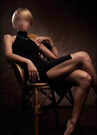 Hourly rate EUR 180 VIP Kristine - VIP Blond smart Escort companion