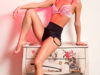 Elvira - New to business escort girl from Middle Asia